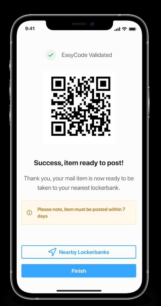 qr-code at stamp free app