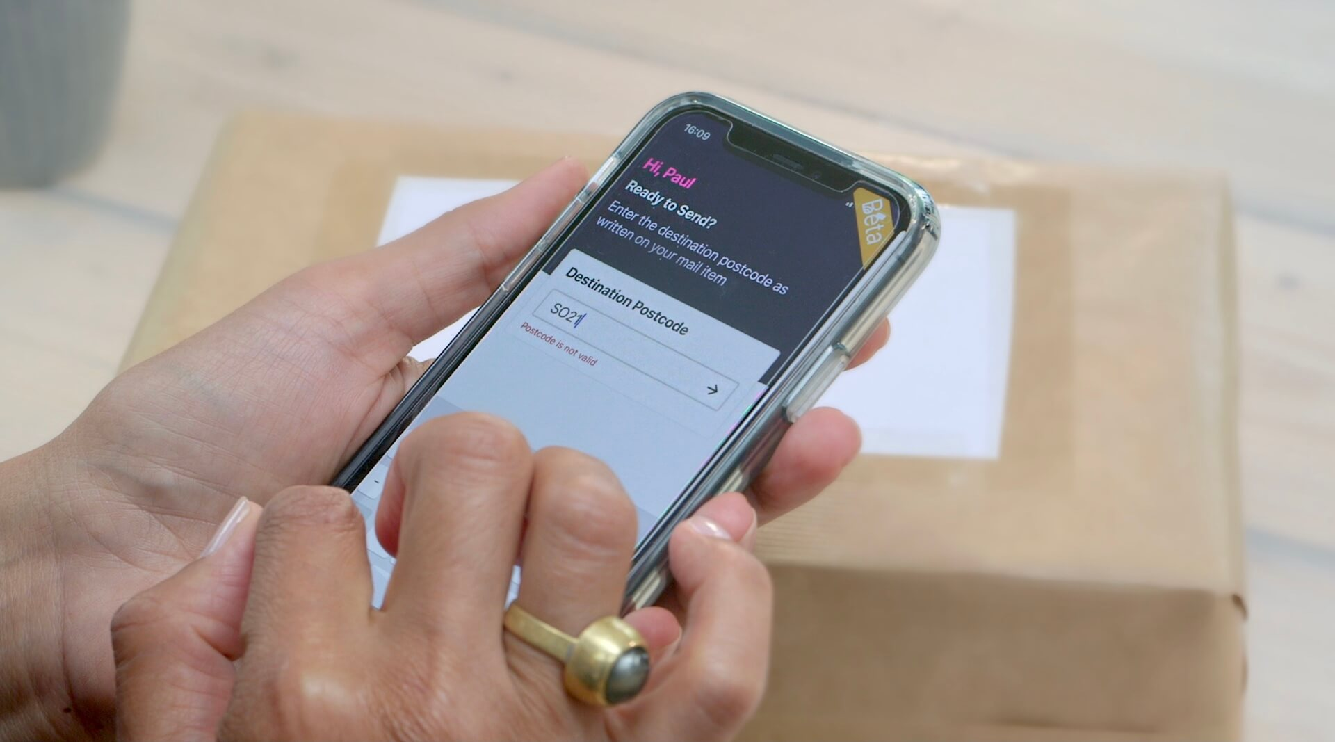 Prime Vision and Stamp Free make postage more convenient for consumers and companies alike